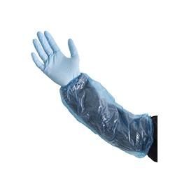 Manguitos Plastico Azul Pe...