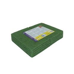 Tampon Abrasif Vert 15 x 10...