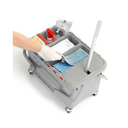Lcm Roller Cleaning Station