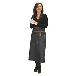 Tabñier Serveur Long Jeans