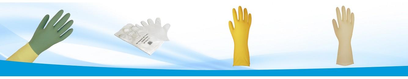 Distribuidor  guantes de limpieza y desechables
