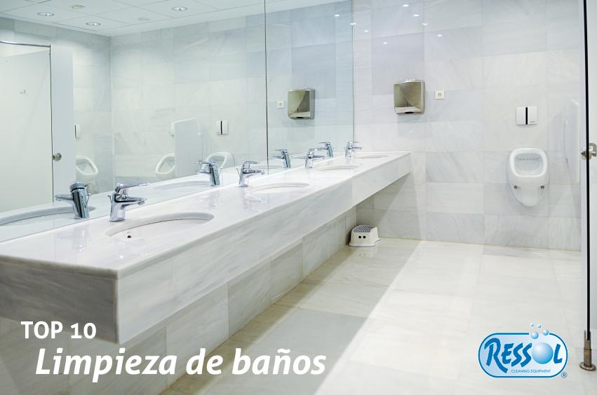Sabías que la limpieza de los baños es determinante a la hora de ...