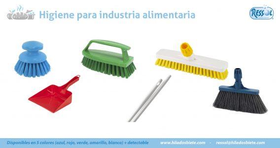 productos de higiene para industria alimentaria