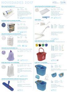 productos de limpieza fabricantes, novedades