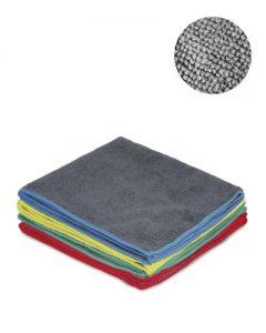 4 Bayetas Jim en gris con código de color