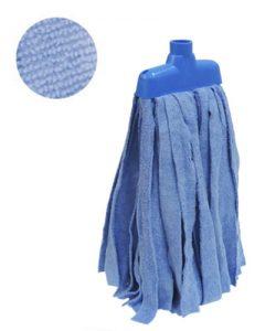 Fregomopa Industrial Tiras Microfibra Terry Azul