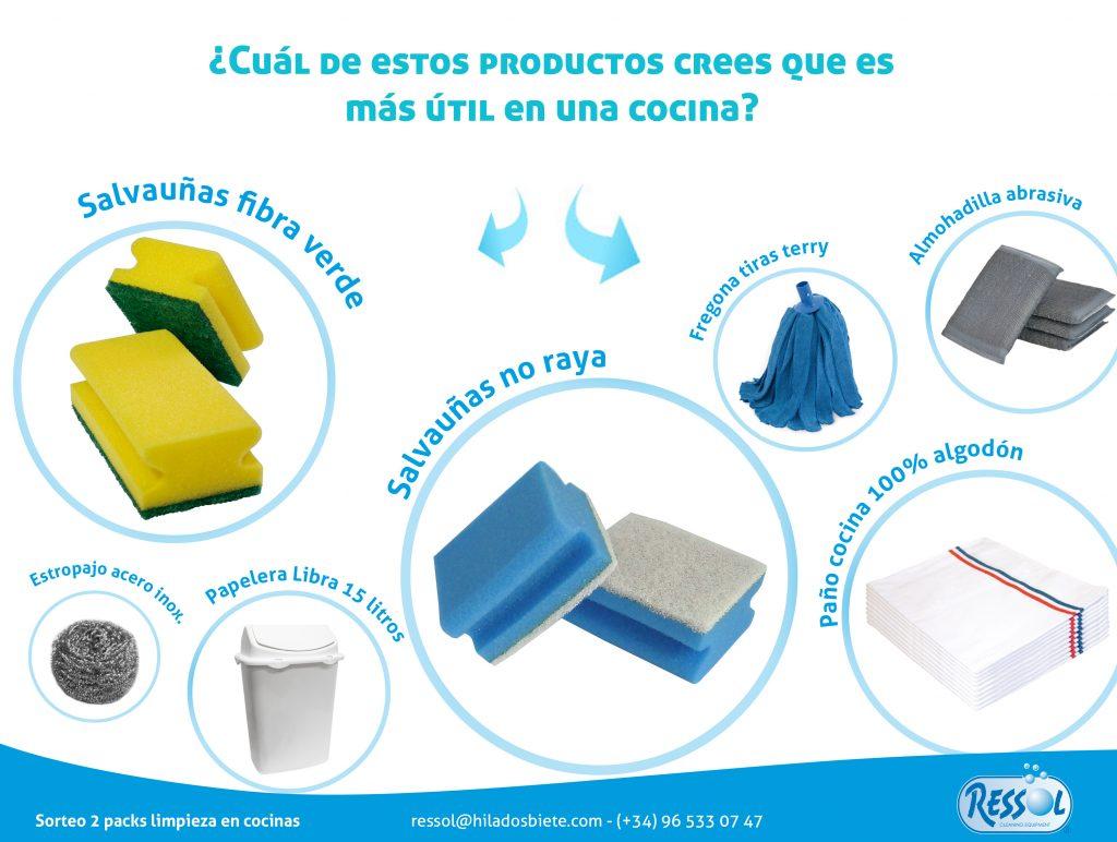 Concurso Limpieza Cocinas RESSOL