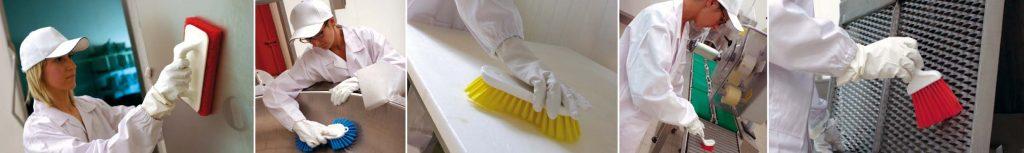limpieza industria alimentaria