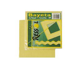 Bayeta Piel Cristal y Coche RESSOL