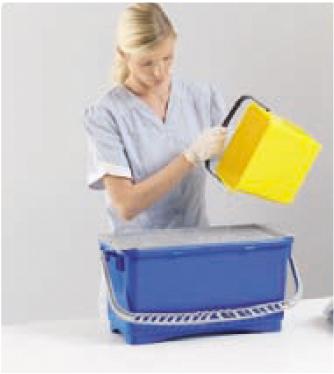 Catálogo de cubos limpieza hospitalaria RESSOL