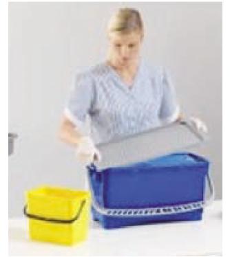 Cubos limpieza hospitalaria RESSOL