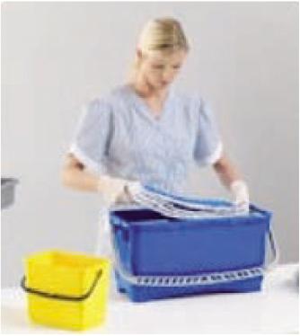 Catálogo de productos de limpieza hospitalaria RESSOL