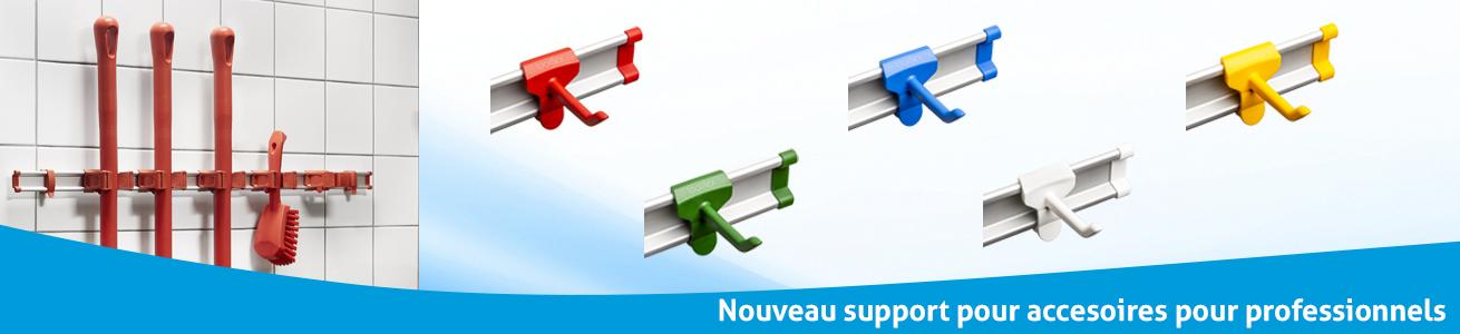Nouveau support pour accesoires RESSOL